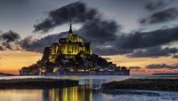 Mont Saint Michel France Fine-Art Print