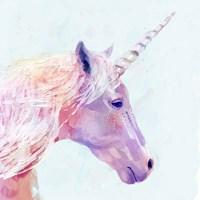 Mystic Unicorn I Fine-Art Print