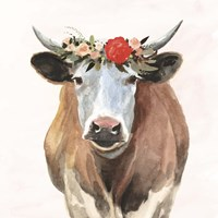 Spring on the Farm I Fine-Art Print