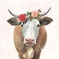 Spring on the Farm II Fine-Art Print