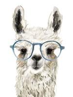 Hip Llama II Fine-Art Print