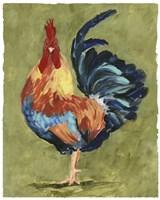 Chicken Scratch IV Fine-Art Print