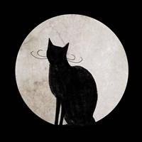 Mystic Moon I Fine-Art Print