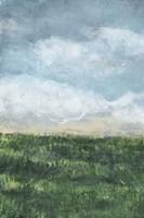 Verdant Fields I Fine-Art Print