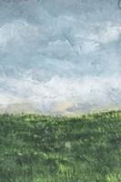 Verdant Fields II Fine-Art Print