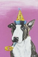 Party Dog II Fine-Art Print