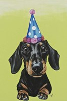 Party Dog III Fine-Art Print