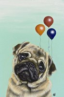 Party Dog IV Fine-Art Print