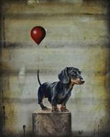 Stanley's Balloon Fine-Art Print