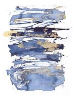 Blue Rapture I Fine-Art Print