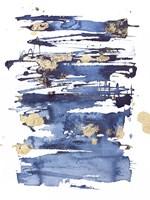 Blue Rapture II Fine-Art Print