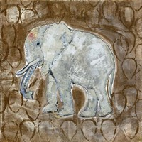 Global Elephant II Fine-Art Print