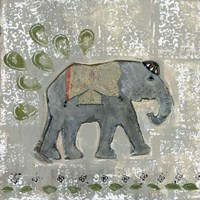 Global Elephant VI Fine-Art Print