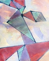 Lucent Shards I Fine-Art Print