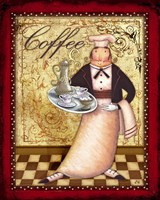 Chefs Bon Appetit I Fine-Art Print
