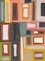Color Blocking II Fine-Art Print