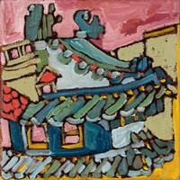 Chinatown I Fine-Art Print
