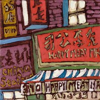 Chinatown VI Fine-Art Print