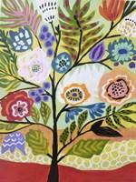 Flower Tree II Fine-Art Print
