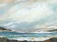 Seaside View III Fine-Art Print