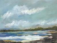 Seaside View IV Fine-Art Print