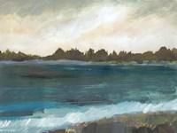 Seaside View II Fine-Art Print