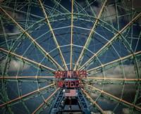 Wonder wheel  New York Fine-Art Print