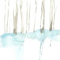 Snow Line II Fine-Art Print