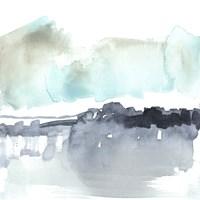 Snow Line III Fine-Art Print