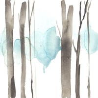 Snow Line V Fine-Art Print
