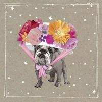 Fancypants Wacky Dogs IV Fine-Art Print