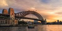Harbor Bridge Fine-Art Print