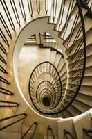 Staircase Spiral Fine-Art Print