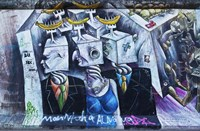 Berlin Wall 8 Fine-Art Print