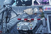 Berlin Wall 10 Fine-Art Print