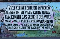 Berlin Wall 12 Fine-Art Print