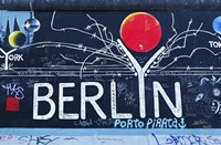 Berlin Wall 16 Fine-Art Print