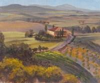Nostalgic Tuscany I Fine-Art Print