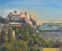 Nostalgic Tuscany II Fine-Art Print