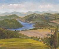 Nostalgic Tuscany III Fine-Art Print