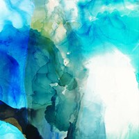 Ephemeral Blue II Fine-Art Print