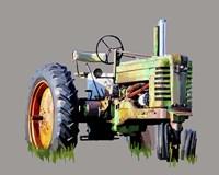 Vintage Tractor VII Fine-Art Print