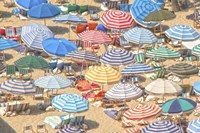 Umbrellas I Fine-Art Print
