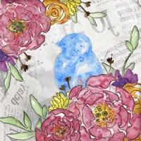 Bloom & Fly III Fine-Art Print