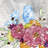 Bloom & Fly IV Fine-Art Print