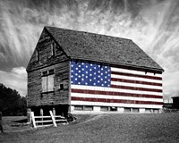 Flags of Our Farmers XIV Fine-Art Print