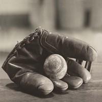 Baseball Nostalgia I Fine-Art Print
