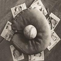 Baseball Nostalgia III Fine-Art Print