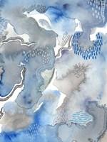 Subtle Blues II Fine-Art Print