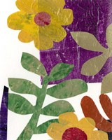 Fiesta Floral III Fine-Art Print